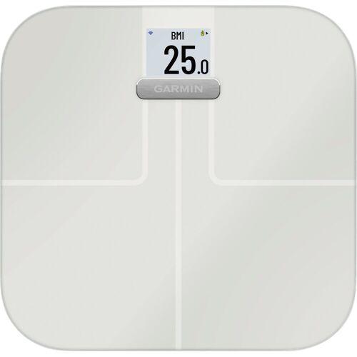Garmin Körper-Analyse-Waage »Index S2 Smart Scale«, weiß