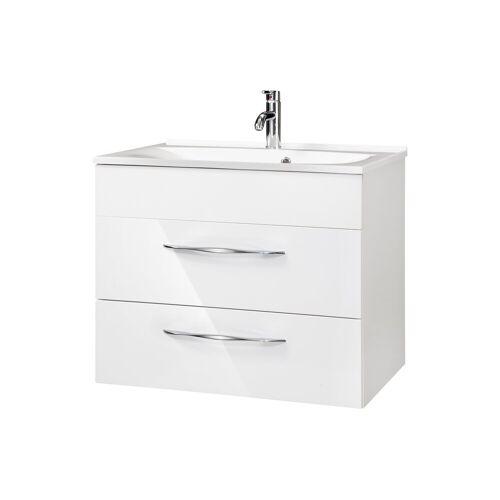 FACKELMANN Waschtisch »Sceno«, Breite 80 cm, weiß