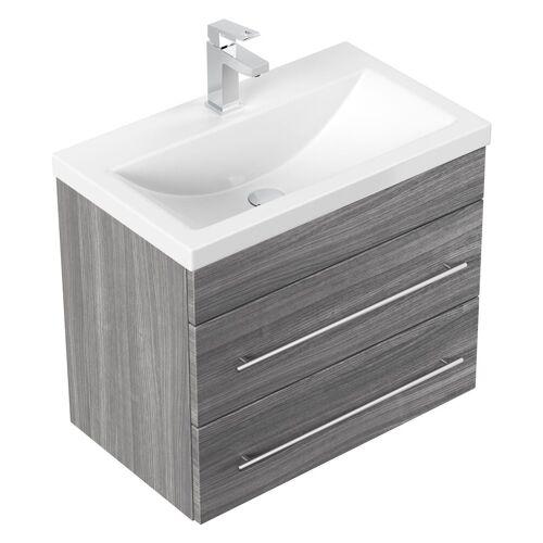 Emotion Waschtisch »Badmöbel Mars SlimLIne Waschbecken mit besonders schmaler Tiefe für Gästebad«