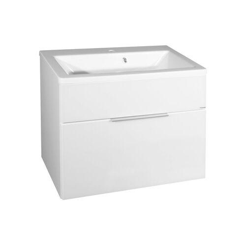FACKELMANN Waschtisch »Kara«, Breite 80 cm, weiß