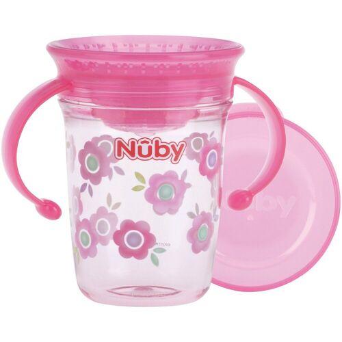 Nuby Becher, pink
