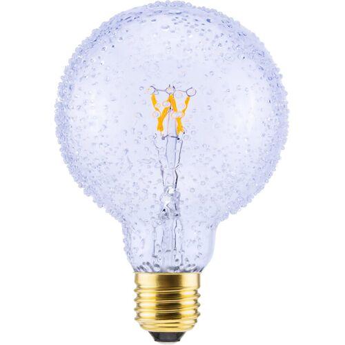 SEGULA »LED Globe Kristall Optik« LED-Leuchtmittel, E27, Extra-Warmweiß, LED Globe Kristall Optik, Energieeffizienzklasse A+
