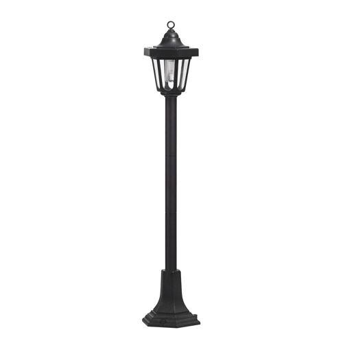 Außen-Stehlampe, LED Solar Laterne 90 cm