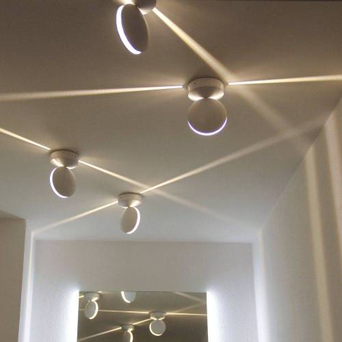 Licht-Trend LED Außen-Wandleuchte »Orio LED-Effekt 100lm«