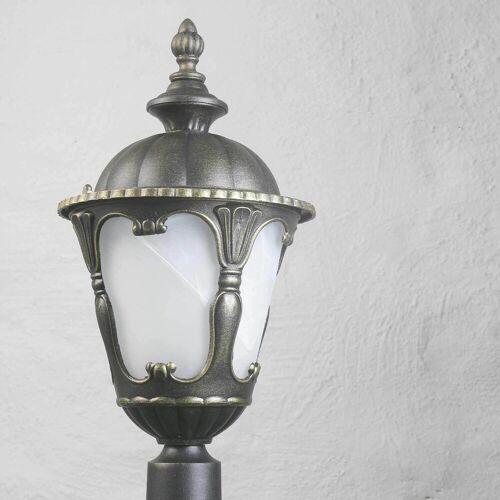 Licht-Erlebnisse Außen-Stehlampe »TYBR Wegeleuchte Antik außen Stehlampe Terrasse Hof Garten Lampe«