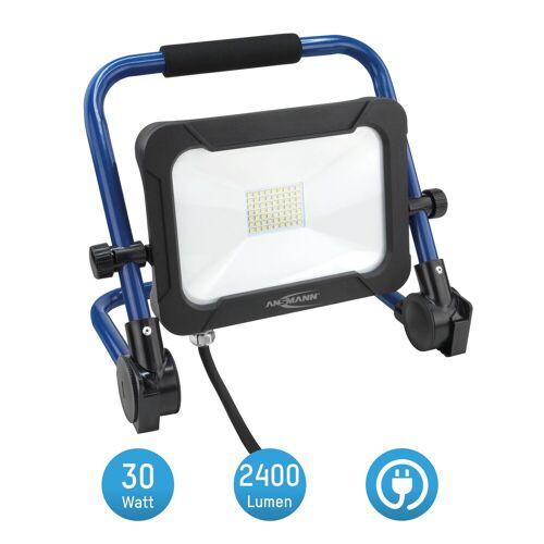 Ansmann LED Baustrahler »Baustrahler LED 30W – Baustellen Lampe, Bau Leuchte, IP54 wetterfest«