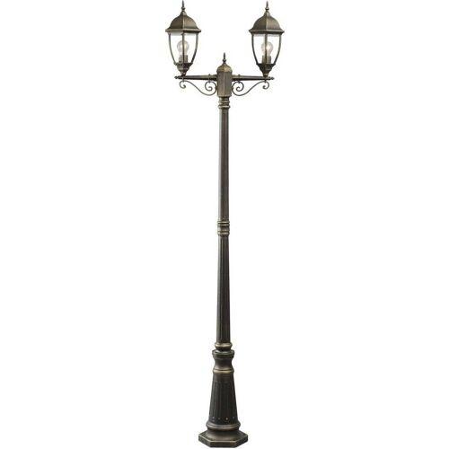 DeMarkt Außen-Stehlampe »Fabur«