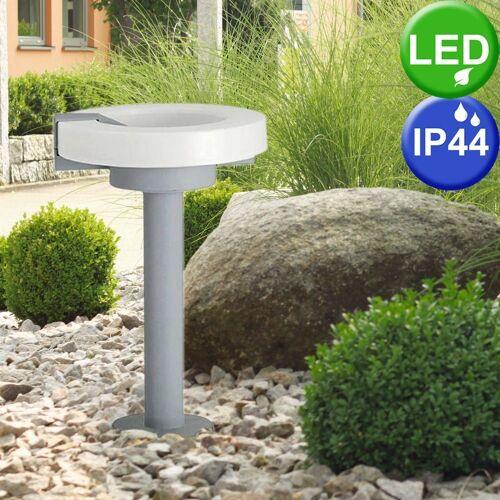 EGLO Sockelleuchte, Sockelleuchte Energiespar Leuchte 22W Steh Lampe Außenleuchte Garten ROI 88156