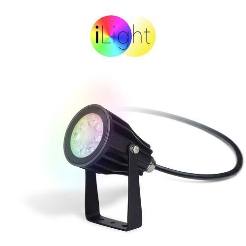 s.LUCE Gartenstrahler »iLight LED Strahler RGB«