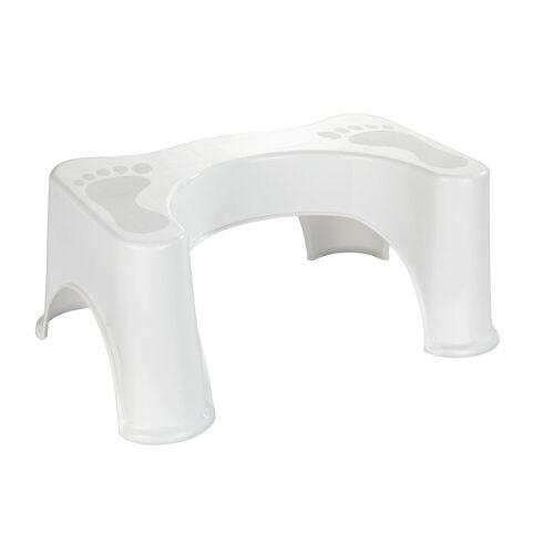 WENKO Badhocker Toilettenhocker Secura