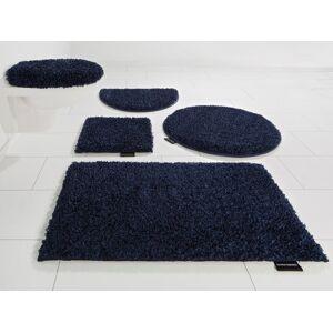 Bruno Banani Badematte »Manu« , Höhe 22 mm, rutschhemmend beschichtet, indigo blue