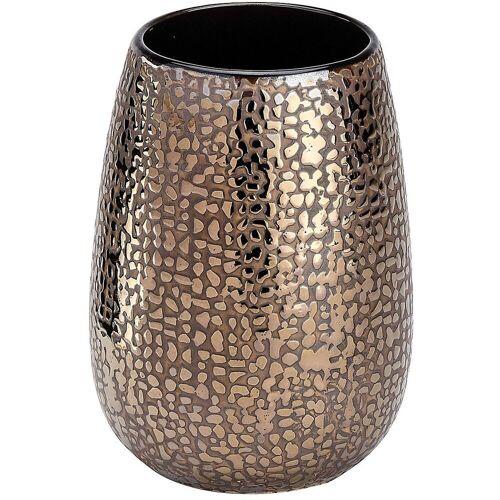 """WENKO Zahnputzbecher »Keramik Zahnputzbecher """"Marrakesh""""«"""