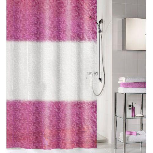 Kleine Wolke Duschvorhang »Ray«, 180 cm Breite, lila
