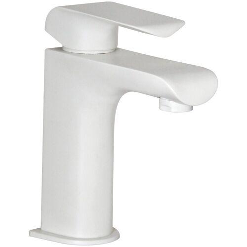 FACKELMANN Waschtischarmatur »FLOW«, Wasserhahn, weiß
