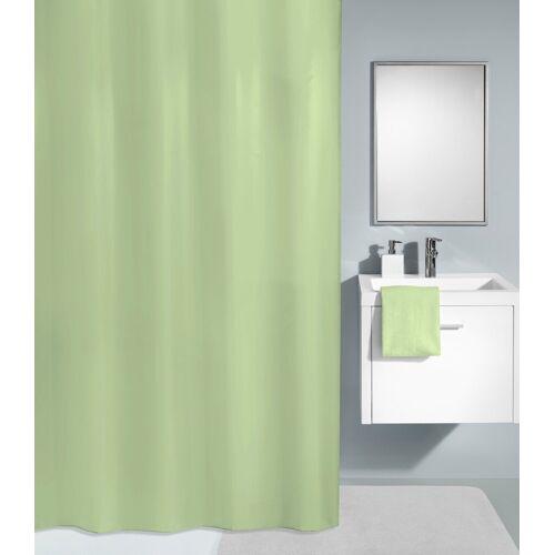 Kleine Wolke Duschvorhang »Kito«, 120 cm Breite, grün
