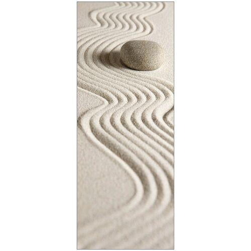 MySpotti Duschrückwand »fresh F1 Zen«, 100 x 255 cm, natur