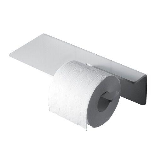 Radius Toilettenpapierhalter »Puro Toilettenpapier Halter weiss WC-Papierhalter 906 B«