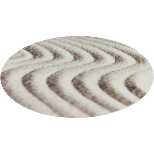 MySpotti Duscheinlage »Klebefliese stepon Zen, Kreis«, 1-tlg., Klebefliese, Antirutsch-Aufkleber, Breite 30 cm