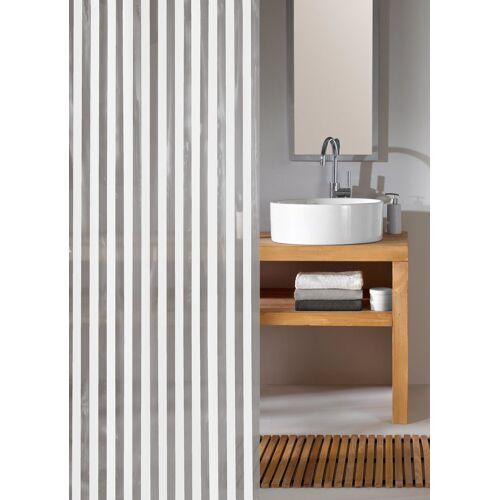 Kleine Wolke Duschvorhang »Noa«, 180 cm Breite, weiß