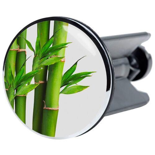 Sanilo Stöpsel »Bambus«, für Waschbecken, Ø 4 cm, grün