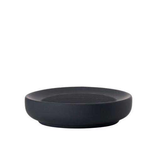 Zone Seifenschale »Seifenschale UME, Porzellan, schwarz, ca. 12«