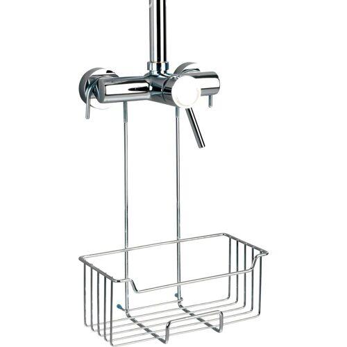 WENKO Aufbewahrungskorb »Milo«, für die Dusche