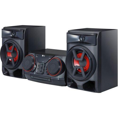 LG »CK43« Stereoanlage (FM-Tuner mit RDS, 300 W, Bluetooth, TV Sound Sync Bluetooth (TV)