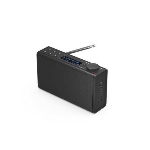 Hama Tragbares DAB+ Digital Radio, FM/Batterie-, Netzbetrieb »DR7«, Schwarz