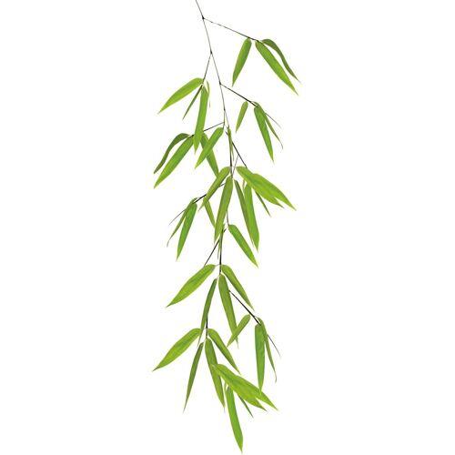 Kleine Wolke Selbstklebefolie »Bamboo«, für Badezimmer- und Duschtrennwände, grün