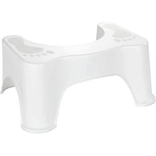 WENKO Toiletten-Stuhl Toilettenhocker Secura