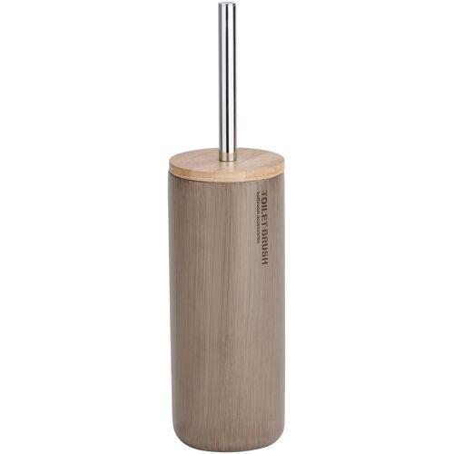 WENKO WC-Garnitur »Palo«, , Bürstenkopfdurchmesser 8 cm
