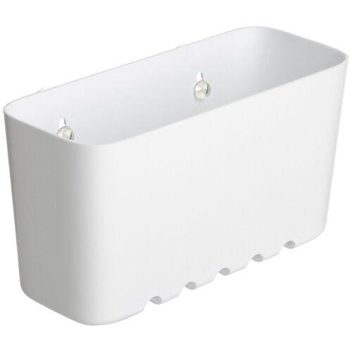 Sanotechnik Korb Breite: 8,5, weiß