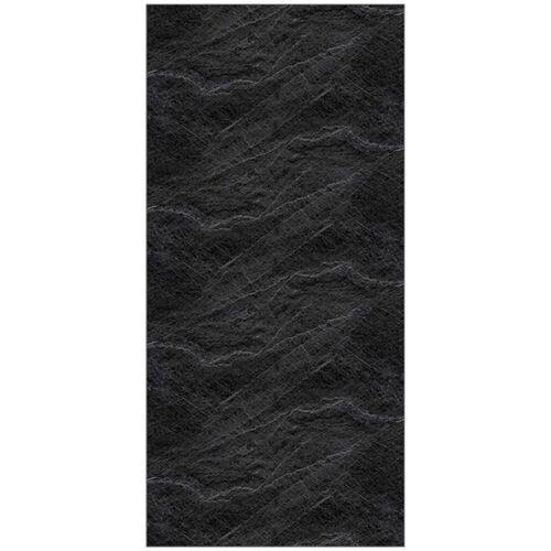 MySpotti Duschrückwand »fresh F3 Slate«, 100 x 210 cm, schwarz