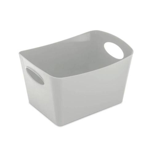KOZIOL Aufbewahrungsbox »Boxxx S Soft Grey 1 L«