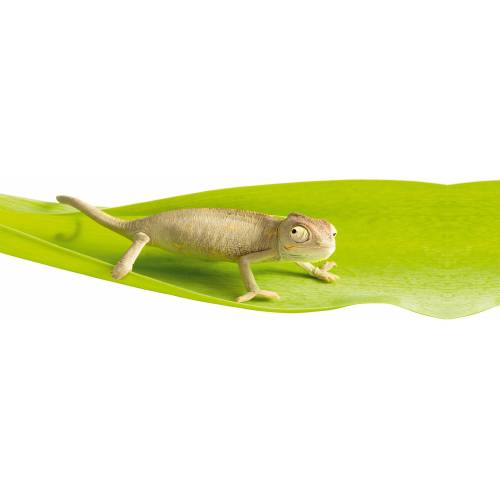 Kleine Wolke Selbstklebefolie »Chameleon«, für Badezimmer- und Duschtrennwände, grün