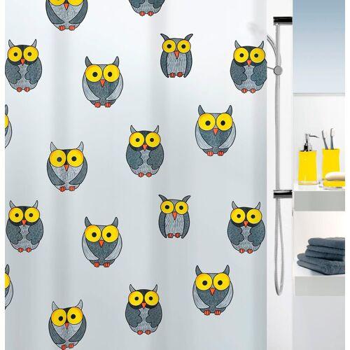 spirella Duschvorhang »Owl« Breite 180 cm, Höhe 200 cm