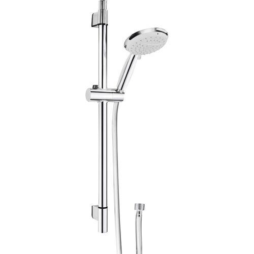 CORNAT Set: Duschsystem »ARDEA«, Kopfdurchmesser: 119,5 mm