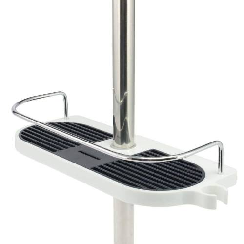 bremermann Duschablage »Duschablage für Duschstangen«