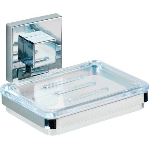 WENKO Seifenhalter »Quadro«, 1-St., Vacuum-Loc®