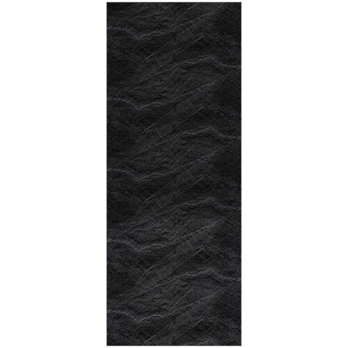 MySpotti Duschrückwand »fresh F1 Slate«, 100 x 255 cm, schwarz