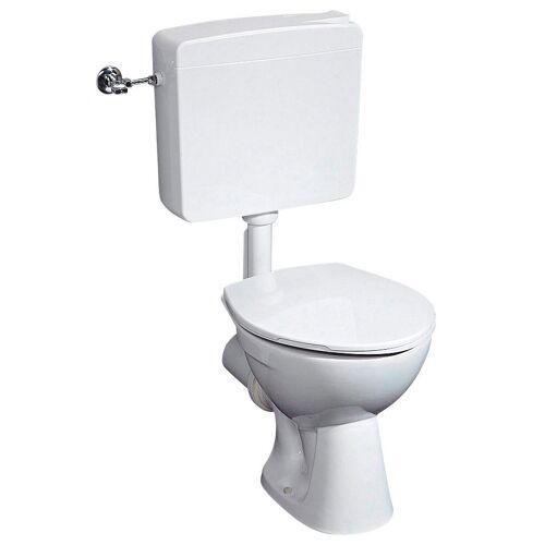Tiefspül-WC, SItzhöhe 39 cm