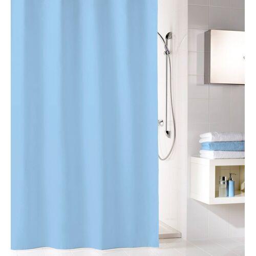 Kleine Wolke Duschvorhang »Kito«, 180 cm Breite, azur