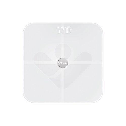 TrueLife Personenwaage »FitScale W5 BT«, mit Bluetoothverbindung und Gesundheits-App