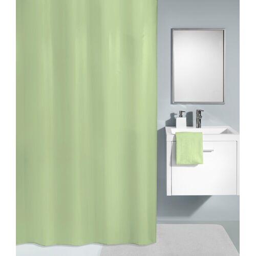 Kleine Wolke Duschvorhang »Kito«, Breite 180 cm, grün