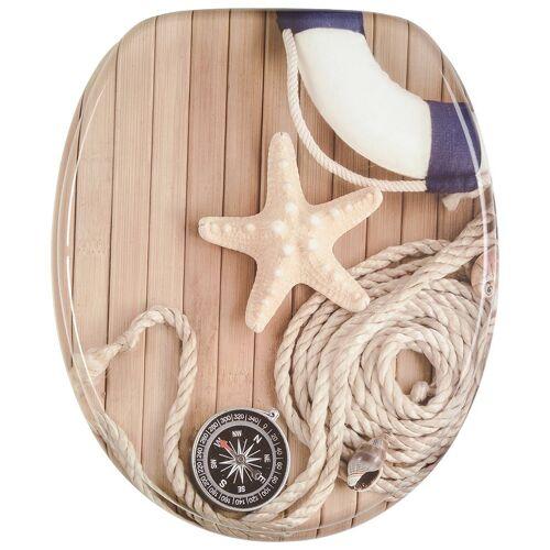 Sanilo WC-Sitz »Maritime«
