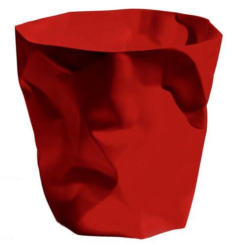 Klein & More Papierkorb »Klein und More Abfalleimer Bin Bin rot«
