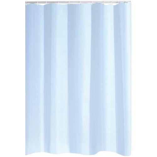 Duschvorhang »Standard« Breite 180 cm, ca. 180 x 200 cm, weiß