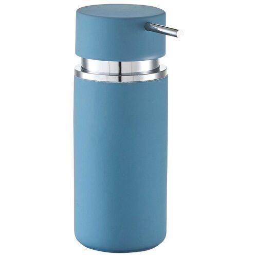 ZELLER Seifenspender »Rubber«, blau
