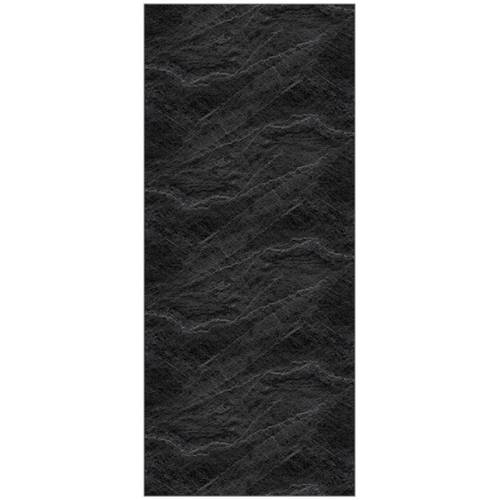 MySpotti Duschrückwand »fresh F2 Slate«, 90 x 210 cm, schwarz