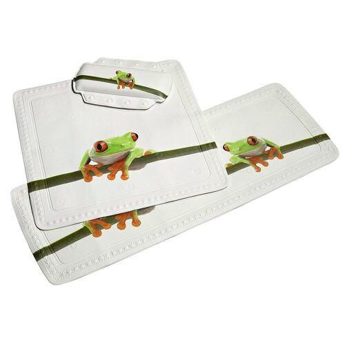 Kleine Wolke Nackenkissen »Frog«